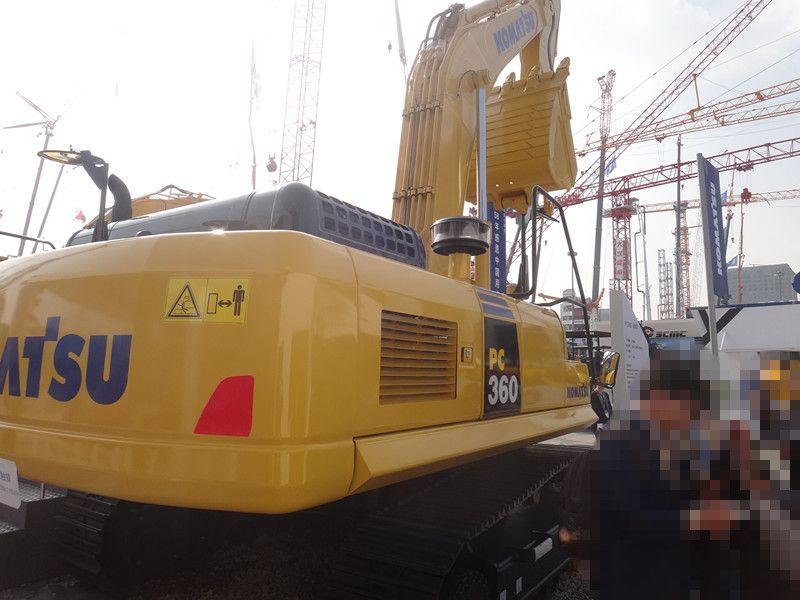 小松挖掘机pc360